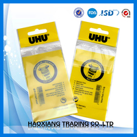 Self Sealing custom printed cellophane bags