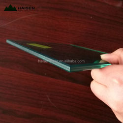 Clear/Tinted PVB Film 6.38 8.38 Safety Glass VSG Building Laminated Glass