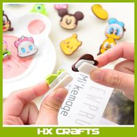 Lovely Funny Cute Mini Cartoon Cool Bookmark Note Paper Photo Clip Organizer Decorative