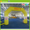 cheap advertising inflatable arch christmas inflatable entrance arch
