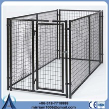 Used Dog Kennels or galvanized comfortable wire mesh fencing dog kennel