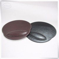 Custom leather high quality mousepads