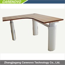 Manufacturer supply hot sale ergonomic table/height adjustable desk/ popular electric lifting desk
