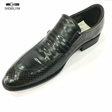 Made in china latest design soft leather men dress shoes