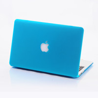 NEW [ Crystal Clear ] Hard Case For Apple macbook Air Pro Retina 11 12 13 15 inch Protector For Mac book laptop bag