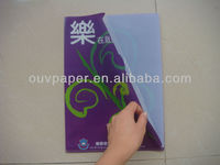 office supplier L-shape file folder , L type file folder