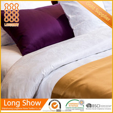 wholesale cheap flat bed sheets for hotel with best quality