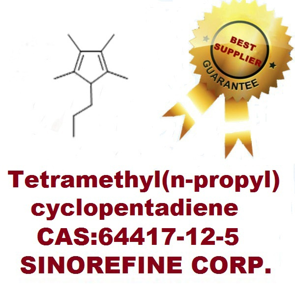 Tetramethyl (N-Propyl) Cyclopentadiene 64417-12-5