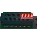 Factory 0.36 inch Pure Red 4 digit 7 segment display for seven segment led clock display