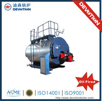 ASME industrial diesel fuel steam heaters