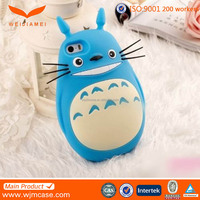 3D Cute Soft Silicone Phone Case For iPhone 6 Cartoon Animals case