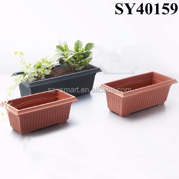 cheap terracotta color plastic flower pots and planter buy terracotta color flower pots and