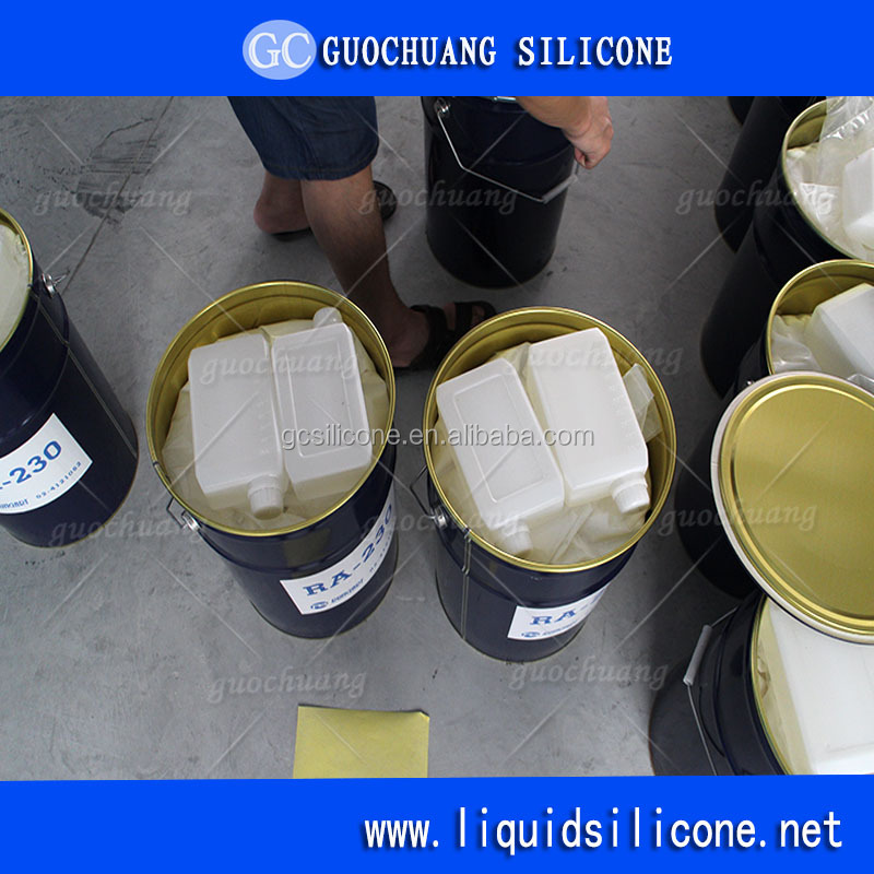 rtv 2 silicone rubber mold making for concrete casting mould