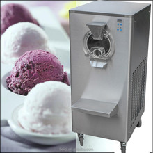 Floor standing commercial hard ice cream machine/gelato making machine