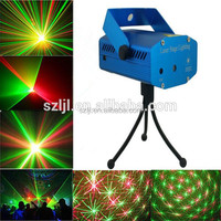 RGB projector high power RGB full color animation laser stage light