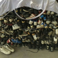 factory directly supply cheaper price second hand shoes uk