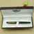 Top level fashion business style executive metal fountain pen for gift