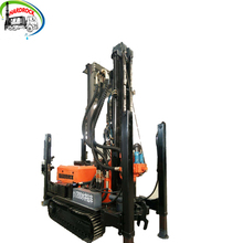 200m 560KG deep water well drilling rigs hydraulic machine hand equipment electric machines