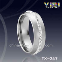 Latest Tungsten Rings,Tungsten Finger Ring,Fashionable Tungsten Carbide Ring