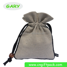 China Wholesale Drawstring Cotton Fabric Bamboo Carbon Package Ode Removing Bags
