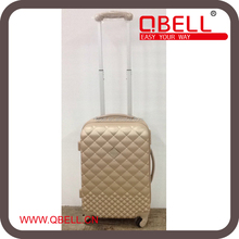 Fashion Hard Trolley Luggage/ABS+PC Suitcase for promotion