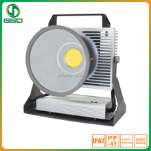 Wholesale construction site outdoor waterproof IP67 portable led flood light 300w for construction building project