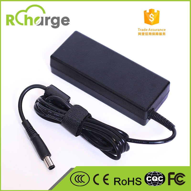 Laptop Power AC DC Adapter 19V 4.74A 90W For HP