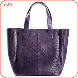 Luxury real python leather designer handbags 2014