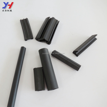 Custom made top quality EPDM rubber extrusion