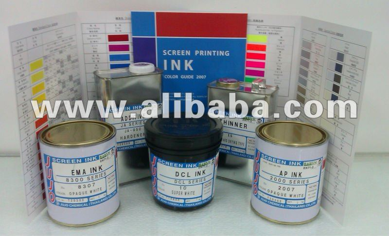 Flexible vinyl sticker, vinyl chloride, decorative steel sheet, flexible vinyl SCREEN PRINTING INK.