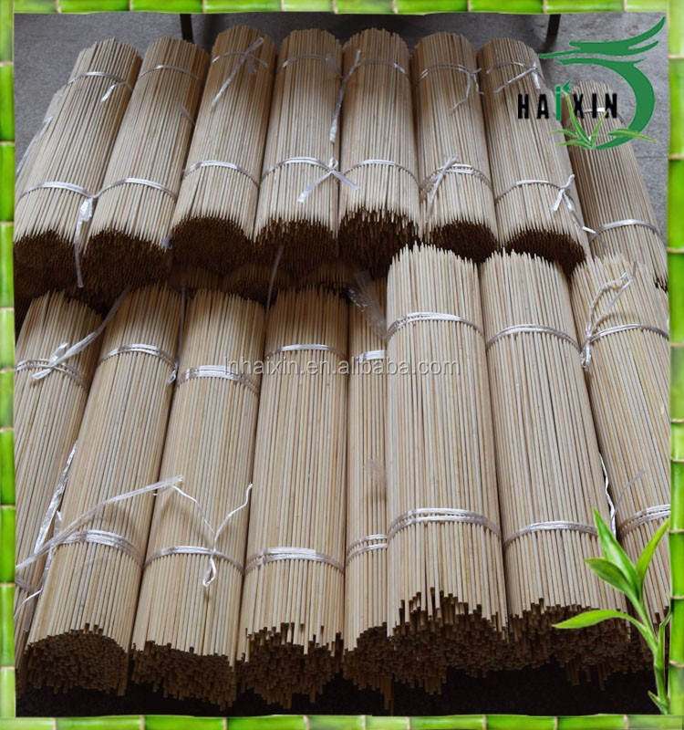 China High quality Natural Round bamboo Factory Directly Wholesale bamboo massage stick