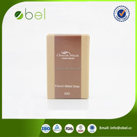 hotel Private label cleaning decorative soap