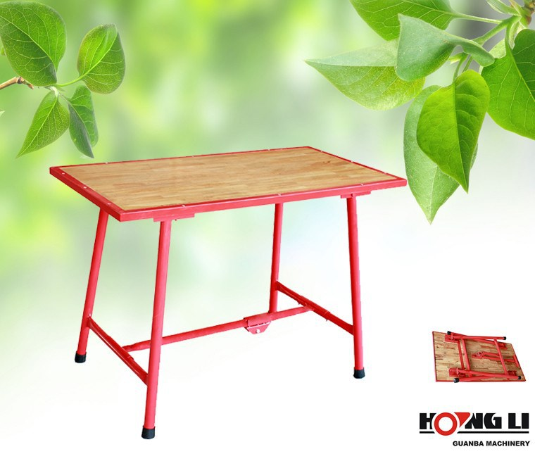 Houten Keuken Werktafel : Woodworking Folding Work Table