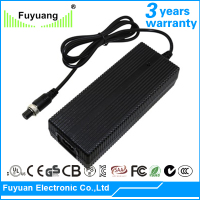 Portable 42V 2A li-ion mini car motorcycle electric scooter electric bike battery charger