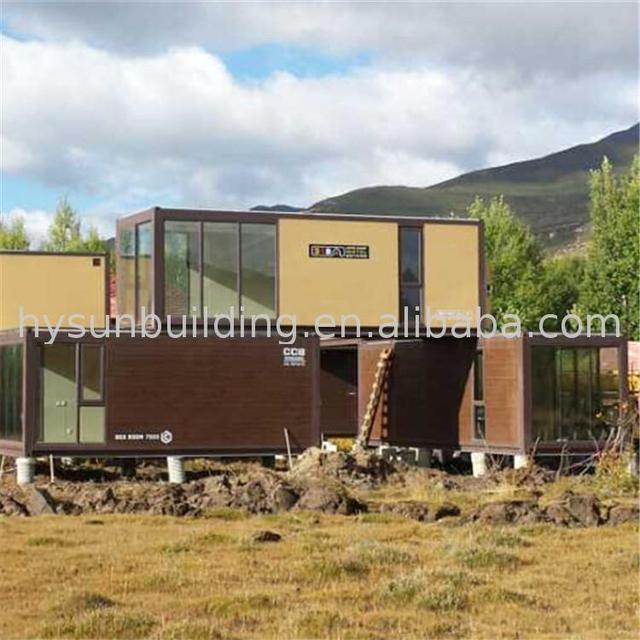 New Arrival prefab shipping container accommodation house kits for sale