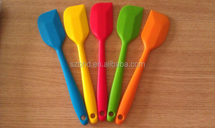 Silicone Baking & Pastry Tools Spatula Sets Silicone Kitchen Utensils for Cooking