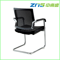 862D-02 high quality meeting net back waiting chair