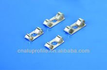 aluminum car accessories spring fastener