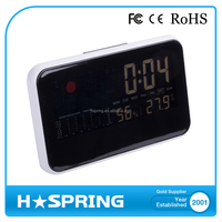 elegant top quality Lowest price led digital table clock display
