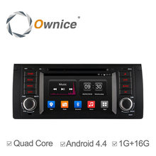 Ownice c300 navigation car GPS for BMW M5 1996-2003 with GPS,support IPOD TV Function multimedia TMPS mirror link