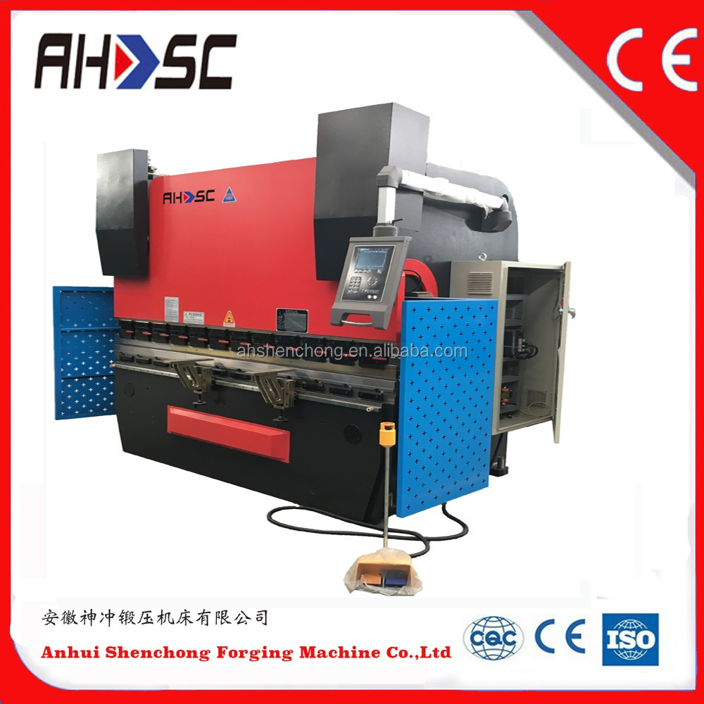 Excellent Steel Bending Machine WC67K 600T 7000MM CNC Busbar Bending Machine