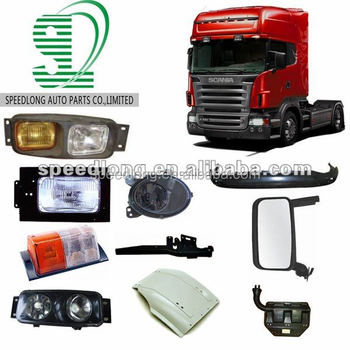 Truck Body accessories for SCANIA