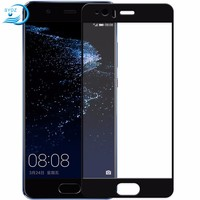 Factory Direct 3D 9H Premium Tempered Glass Screen Protector Film For Huawei P10