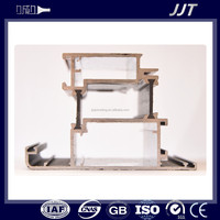 Standard and promotional price aluminum frames door parts