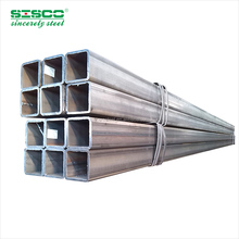 Q195 Q235 Q345 Price Galvanized Spiral Welded square steel pipe s235jr