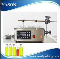 YS-FD002 Small double pump electric liquid filling machine ,perfume ,oil filling machine