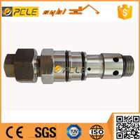 Main relief valve for E320B excavator Spare parts