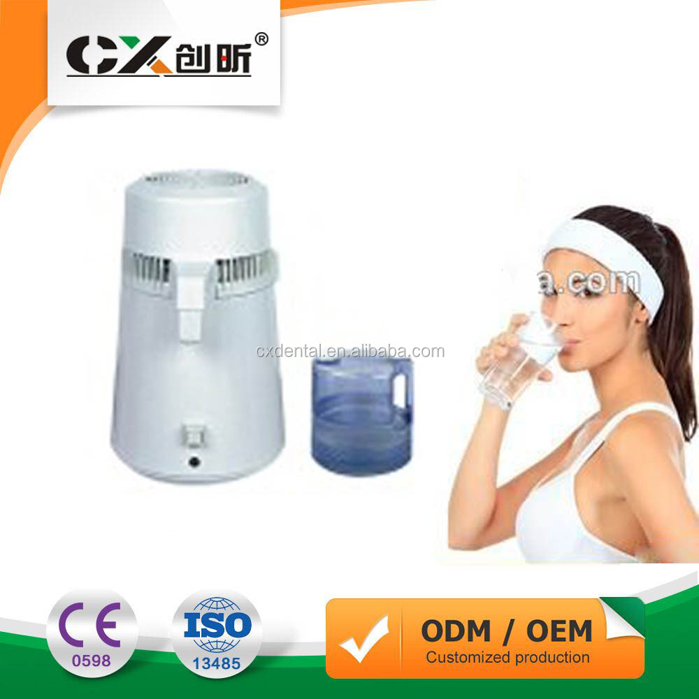 CE Approved Dental Water Distiller, Medical Water Distilled Machine Stainless Stell Double Distillation CX-188