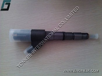 VOLVO EC210BLC injection nozzle, EC210 Common rail injector, 0445120067, 20798683