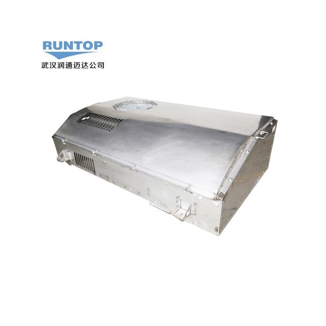 DC AC Portable Cooler refrigerating industrial air conditioner unit